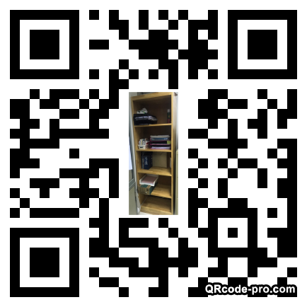 QR code with logo 2Jrn0