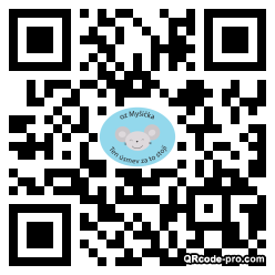 QR code with logo 2K570