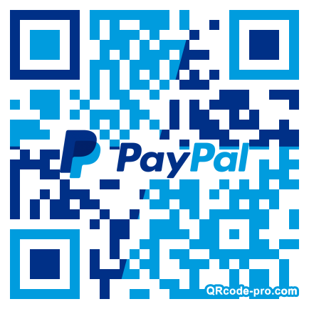QR code with logo 2KB70