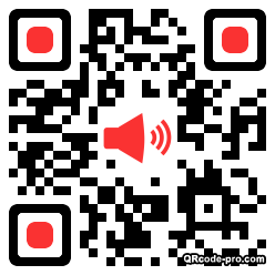 QR code with logo 2KLV0