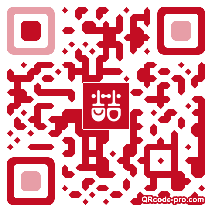 QR code with logo 2KLp0