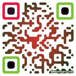 QR code with logo 2KYP0