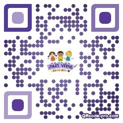 QR code with logo 2Kb90