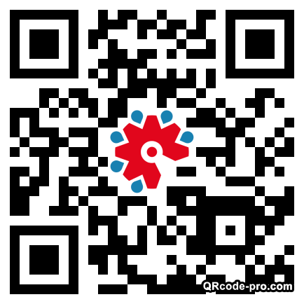 QR code with logo 2Kg30