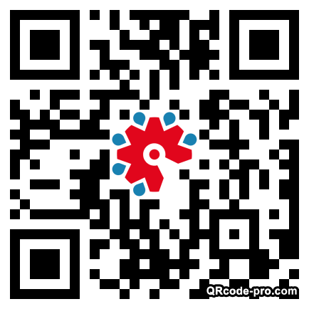 QR code with logo 2Kg40