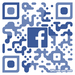 QR code with logo 2KlM0