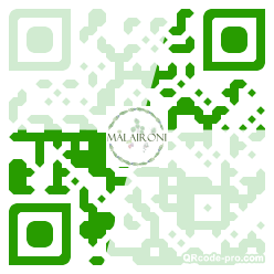 QR code with logo 2Kqc0