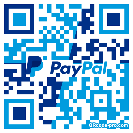 QR code with logo 2KtD0