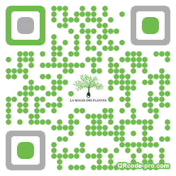 QR code with logo 2LW20