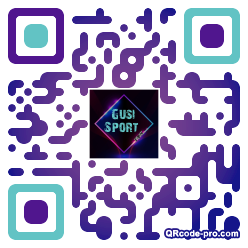 QR code with logo 2LWC0