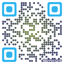 QR code with logo 2LXL0