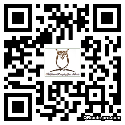 QR code with logo 2LeC0