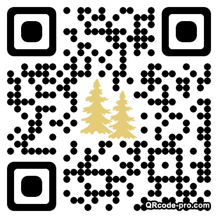 QR code with logo 2M1l0