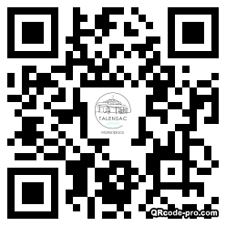 QR code with logo 2M7B0