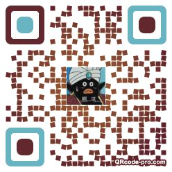 QR code with logo 2MCU0