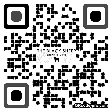 QR code with logo 2MH00