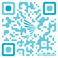 QR code with logo 2MP20