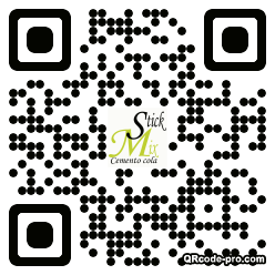 QR code with logo 2MR30