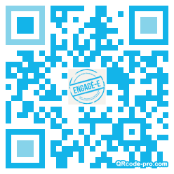 QR code with logo 2MhS0