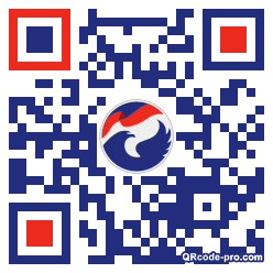 QR code with logo 2Mn90