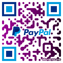 QR code with logo 2Mrr0