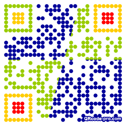 QR code with logo 2MtW0