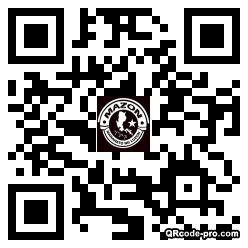 QR code with logo 2NAJ0