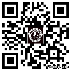 QR code with logo 2NB30