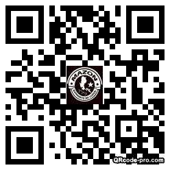 QR code with logo 2NBU0