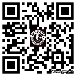 QR code with logo 2NBo0