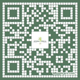 QR code with logo 2ND90