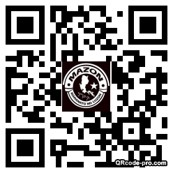 QR code with logo 2NGJ0