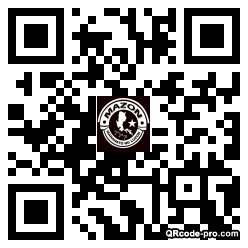 QR code with logo 2NGZ0