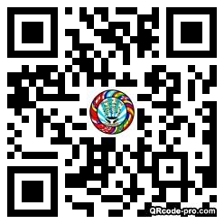 QR code with logo 2NGs0