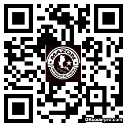 QR code with logo 2NVc0