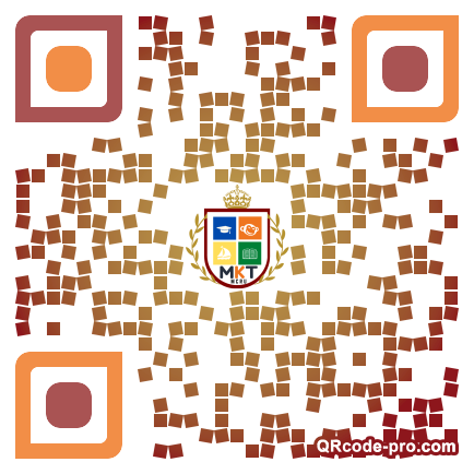 QR code with logo 2NYf0