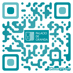 QR code with logo 2NpA0