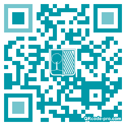 QR code with logo 2Nuv0