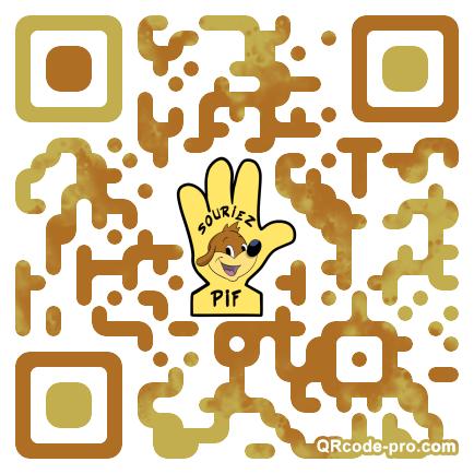 QR code with logo 2NxJ0