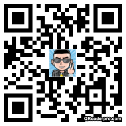 QR code with logo 2NyH0