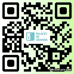 QR code with logo 2Nzr0