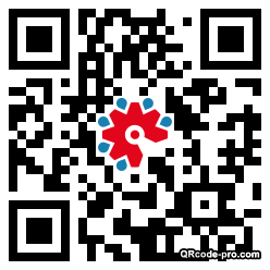 QR code with logo 2OCD0