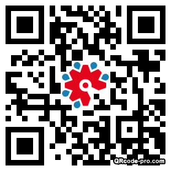 QR code with logo 2OCE0