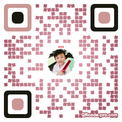 QR code with logo 2Ob30