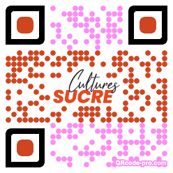 QR code with logo 2Odt0