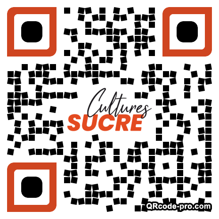 QR code with logo 2OhG0