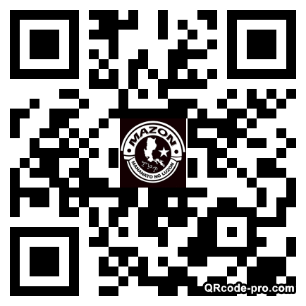 QR code with logo 2Ok30