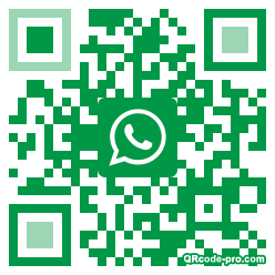 QR code with logo 2Onm0