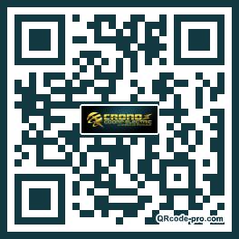 QR code with logo 2Op60