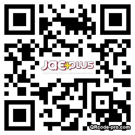 QR code with logo 2OvD0